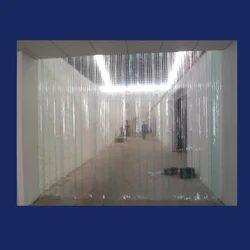 PVC Transparent Strip Curtains