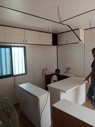 Portable Office Cabin. Get Best Quote