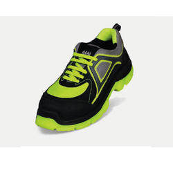 Black Burn High Visibility Shoe