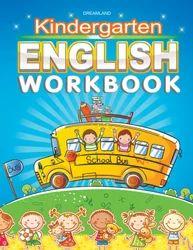 Kindergarten English Work Book