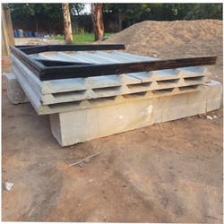 Precast Concrete Folding Trench