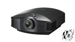 Sony 4K Projector - VW 260es - with 3D