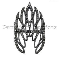 Fire Diamond Ring