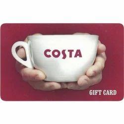 Coasta Coffee - Gift Card - Gift Voucher