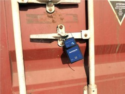RFID Export Container Sealing & Tracking Software