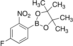 4- Fluoro 2- Nitor Benzyl Bromide
