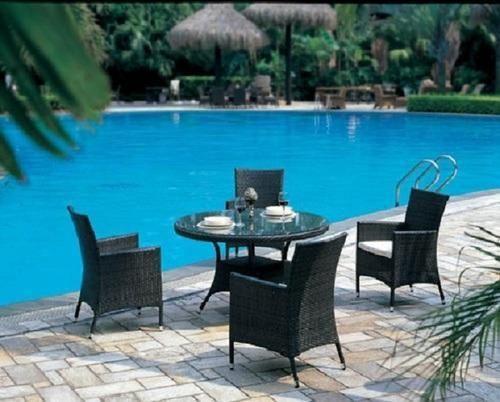 Garden Furniture Lebanon dining wicker set - outdoor furniture manufacturer from new delhi