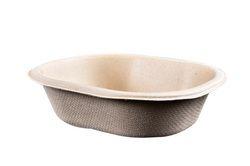 250 ml Biodegradable Baggase Bowl