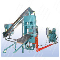 Hydraulic Pressure Fly Ash Bricks Machine with Lever Operate