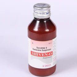 Sucralfate USP 1gm Oxetacaine BP 20mg