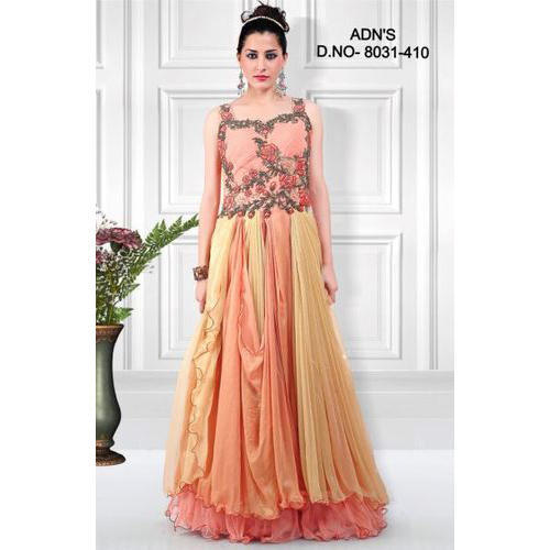 Fancy Party Wear Gown