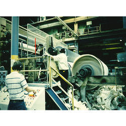 Grinding Works for Paper Industry