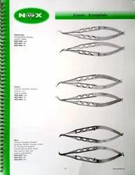 Ophthalmic Scissors