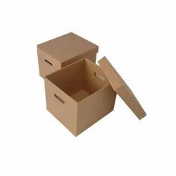 3 Ply Document Storage Corrugated Box