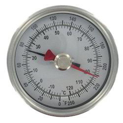 Series BTM3 Maximum Minimum Bimetal Thermometer