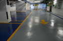 Anti Skid PU Flooring For Car Parking Area