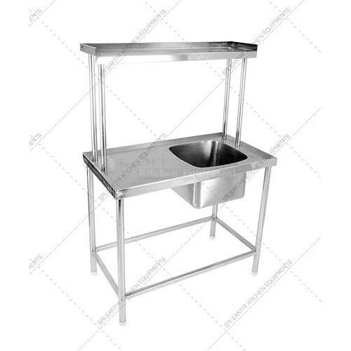 Commercial Kitchen Sink - Work Table Washing Sink Manufacturer from ...