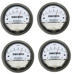 OMICRON Differential Pressure Gauge USA