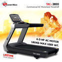 Powermax TAC-3800 Commercial Motorized AC Treadmill