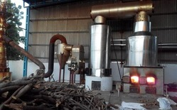 Manual Fired Thermic Fluid Heaters