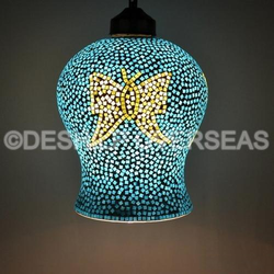 Glass Mosaic Lights