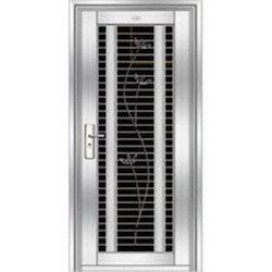 Front Stainless Steel Door