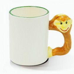 Monkey Animal Mug