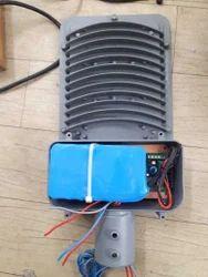 50w Semi Integrated (2-In-1) Solar Street Light