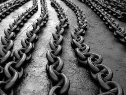 Heavy Duty Steel Chains