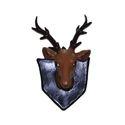 Antique Deer Face Wall Mount- Astonishing Look