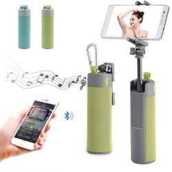 5 in 1 Bluetooth Speaker Selfie Stick