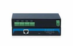 4-port RS-485/422 to Ethernet Converter