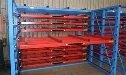 Shelf Steel Storage Solution