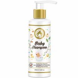 Organic SLS Free Baby Shampoo