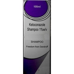 Ketoconazole 2%Zinc Pyrithione (ZPTO) 1%