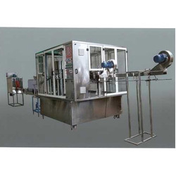 Fully Automatic 20 Liter Filling And Capping Machine