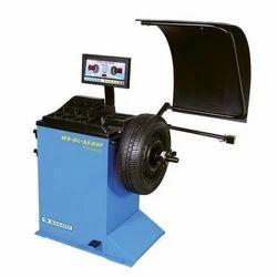 Wheel Balancers Wheel Balancing Machine Manufacturer From Coimbatore