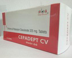 Cefixime and Clavulanic Acid Tablets
