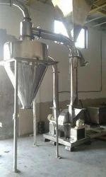 Semi Automatic Fine Turmeric Grinding Machine