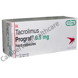 Tacrolimus Prograf Capsule