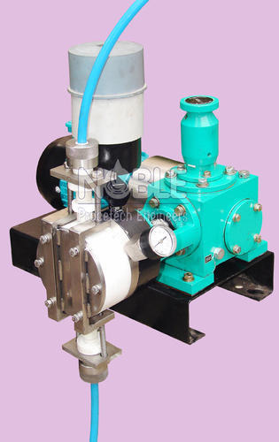 Metering pumps single ptfe diaphragm pump manufacturer from nashik single ptfe diaphragm pump ccuart Images
