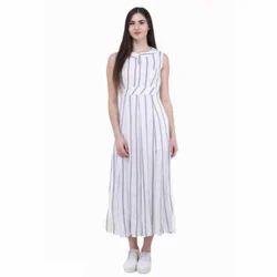 Lining Rayon Dress