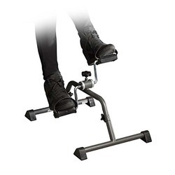 Kawachi Medical Pedal Exerciser Mini Bike (Fully Assembled Exercise Peddler, no tools required)