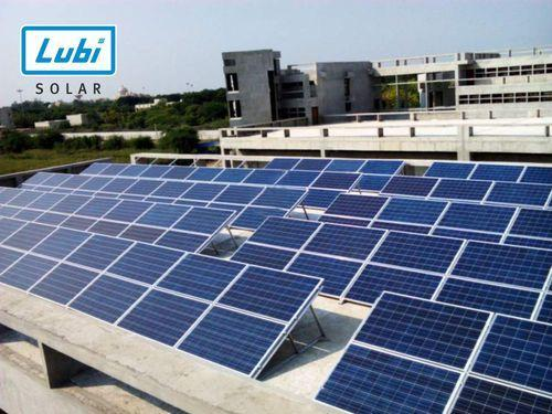 Lubi Electronics, Ahmedabad - Manufacturer of Solar Power Plants and