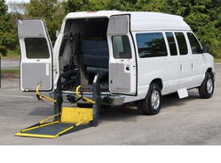 Wheelchair Van Lift