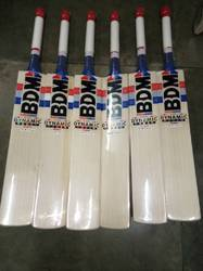 BDM English Willow Cricket Bat