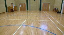 Sports Flooring Services