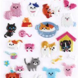 PET Sticker