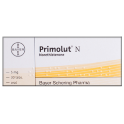 Norethisterone from wuhan hengwo scien tech co ltd for Primolut n tablet use