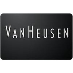 Van Heusen - E-Gift Card - E-Gift Voucher